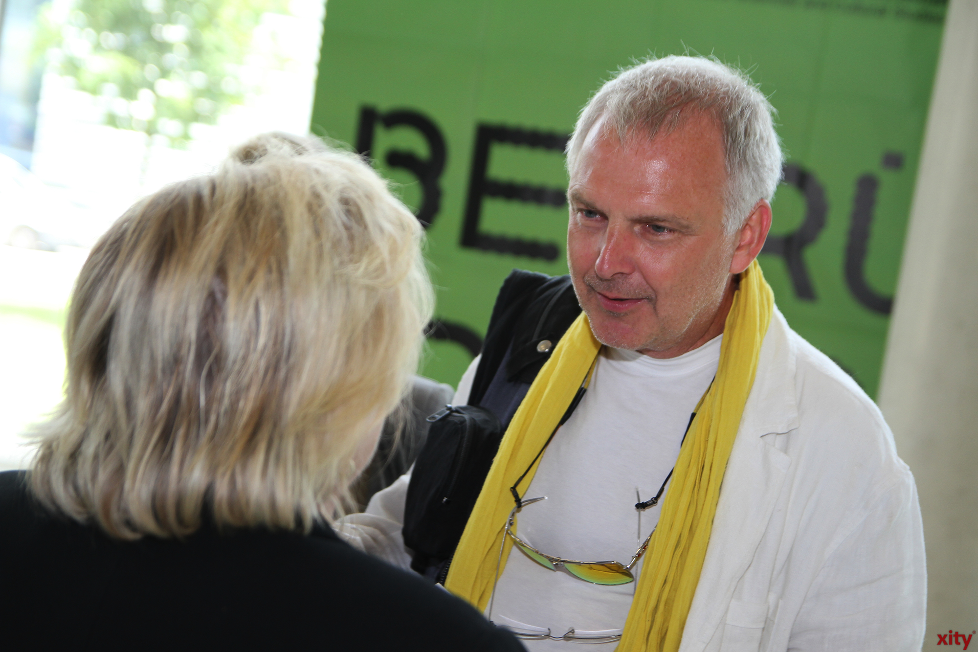 """Entstanden ist die Kampagne im Kurs """"Neubauhaus"""" von Wilfried Korfmacher (Foto: xity)"""