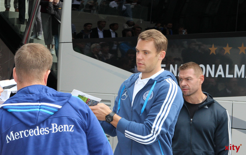 Manuel Neuer (Foto: xity)