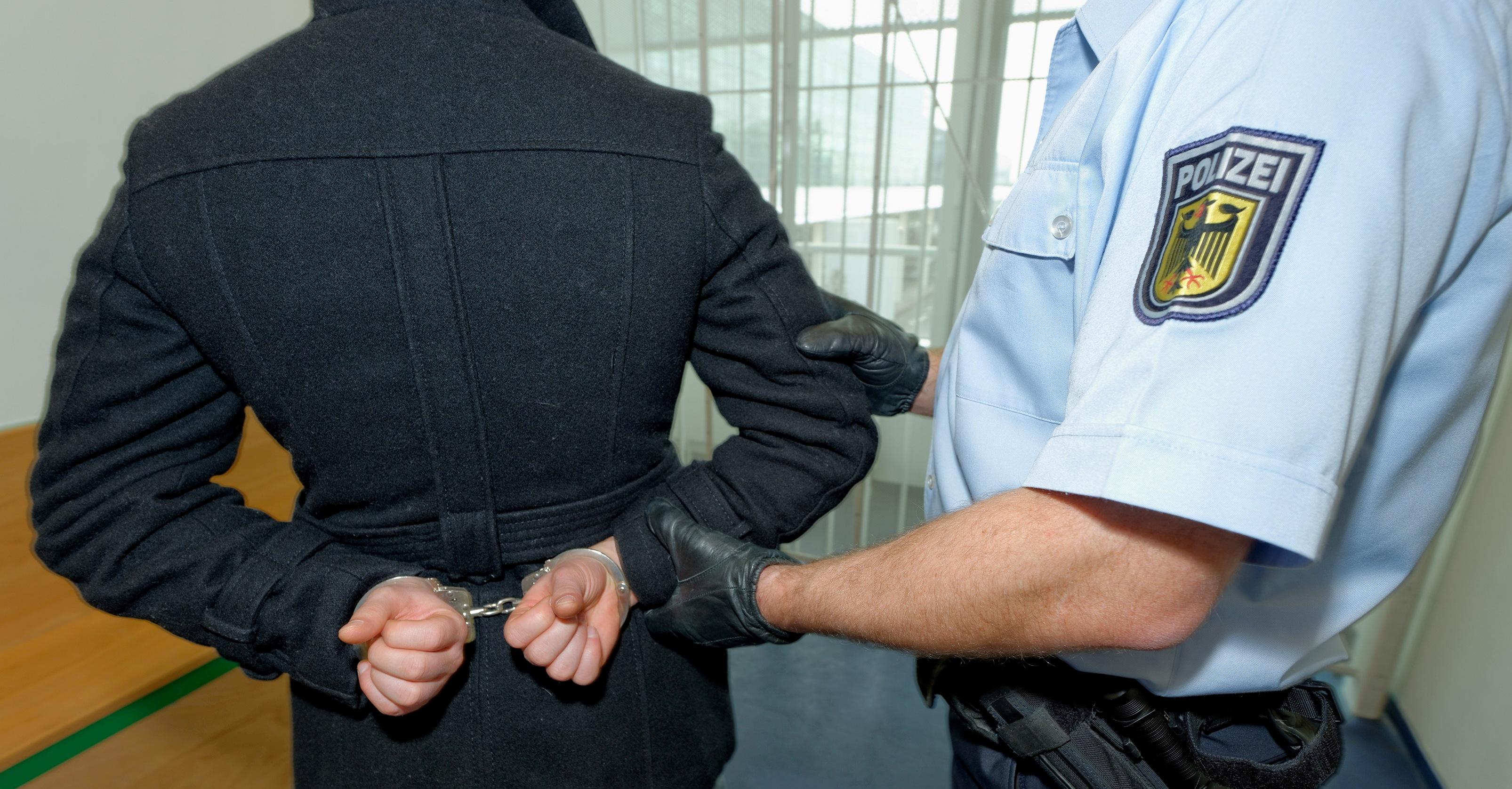 Mit Haftbefehl gesuchter Mazedonier festgenommen(Foto: OTS)