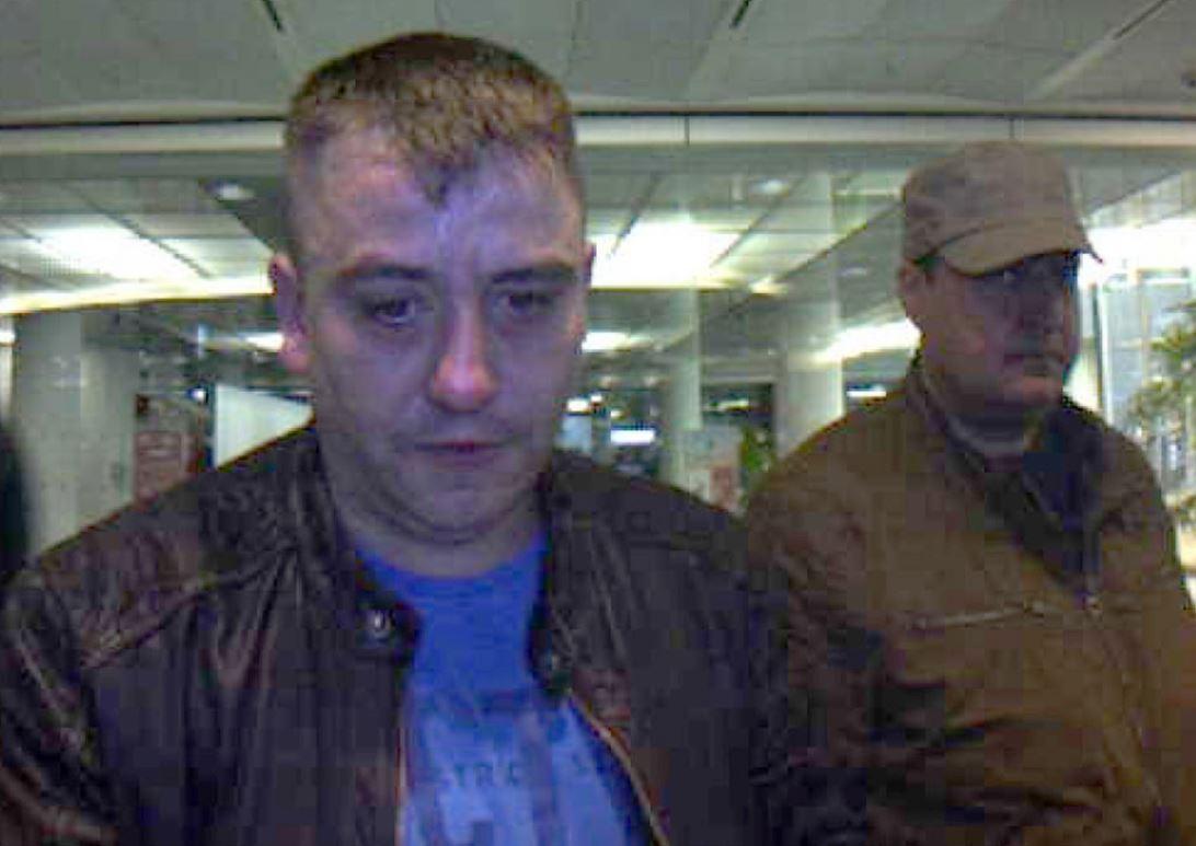 Einer der Tatverdächtige (Foto: OTS)