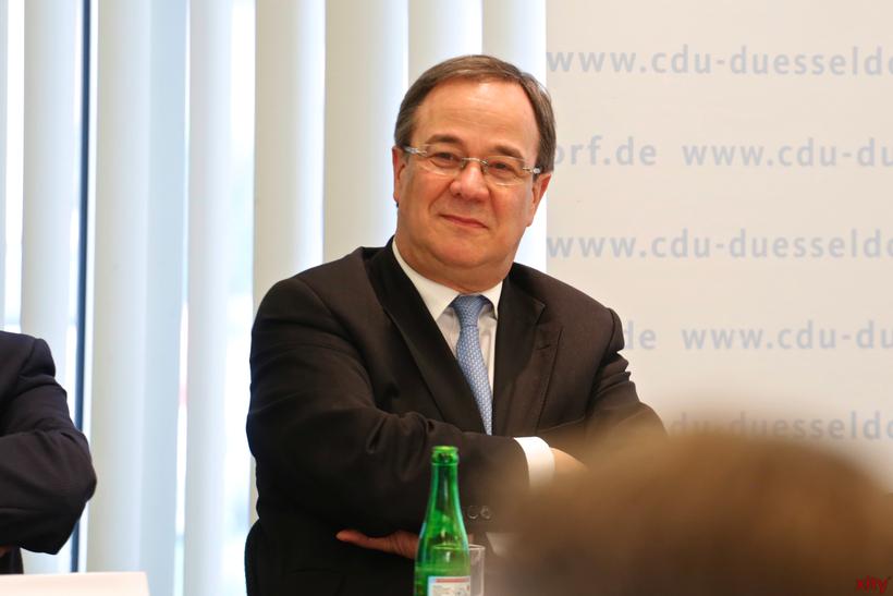 Laschet als Chef der nordrhein-westfälischen CDU bestätigt (Foto: xity)