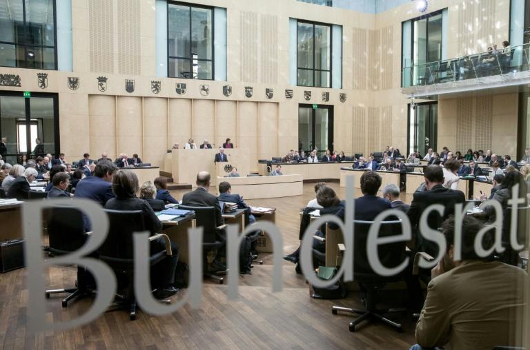 Weiter verhärtete Fronten vor Bundesratsabstimmung über sichere Herkunftsländer (© 2016 AFP)