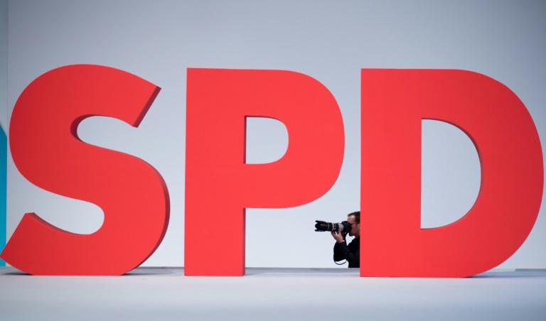 SPD-Spitze stellt erste Weichen für Bundestagswahlkampf (© 2016 AFP)