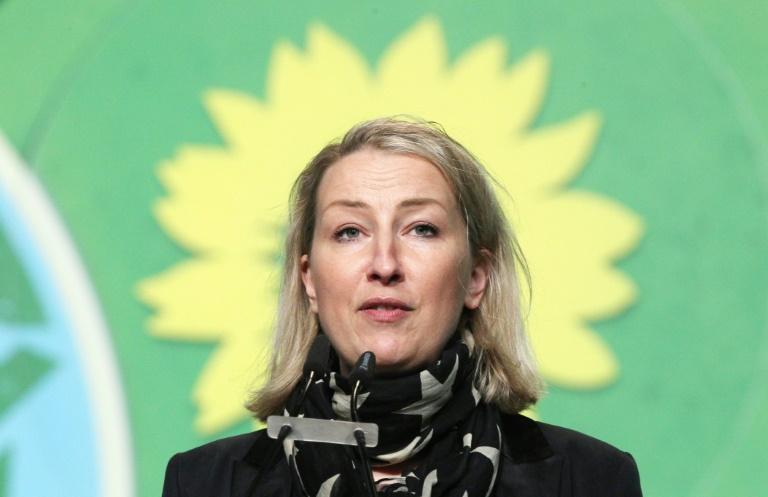 Grünen-Kommunalpolitikerin aus Brandenburg will Göring-Eckardt herausfordern (© 2016 AFP)