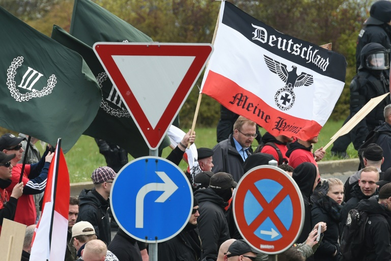 Studie sieht zunehmende Radikalisierung in Deutschland (© 2016 AFP)