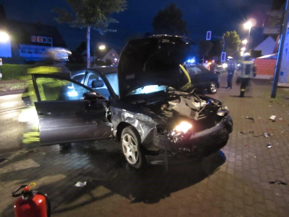 Verkehrsunfall (Foto: OTS)
