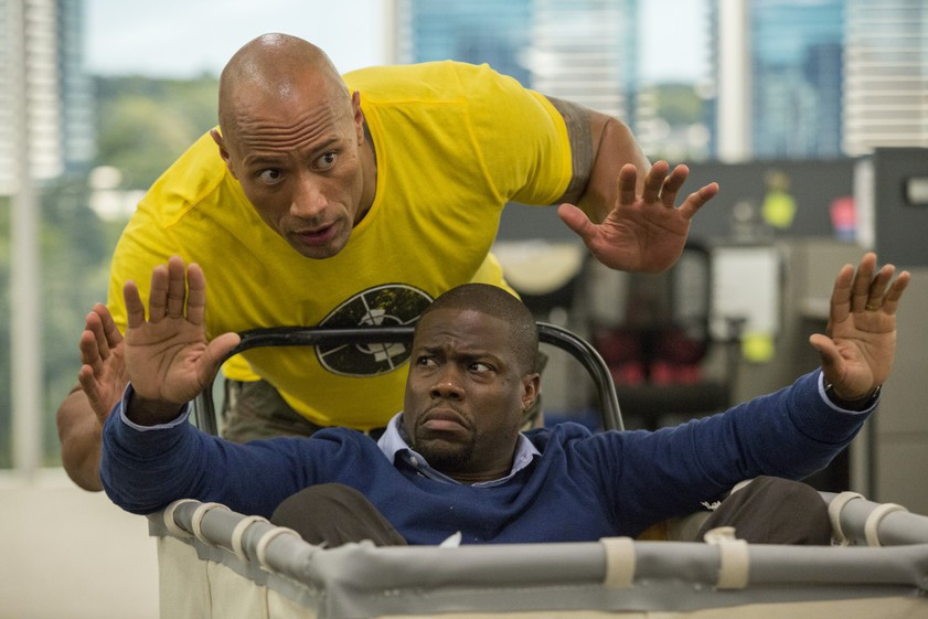 Central Intelligence (Foto: Universal Pictures)
