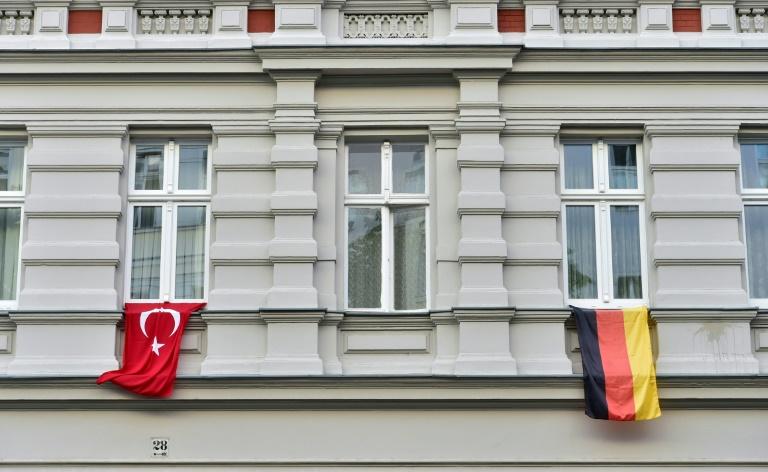 Viele Zuwanderer aus Türkei folgen einem strengen Islamverständnis (© 2016 AFP)