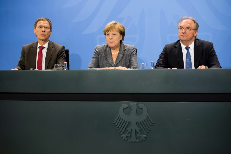 Bund und Länder weiter uneins über Aufteilung von Integrationskosten (© 2016 AFP)
