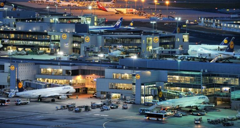 Orlando-Attentäter soll Kontakt zu Frankfurter Airport-Mitarbeiter gehabt haben (© 2016 AFP)