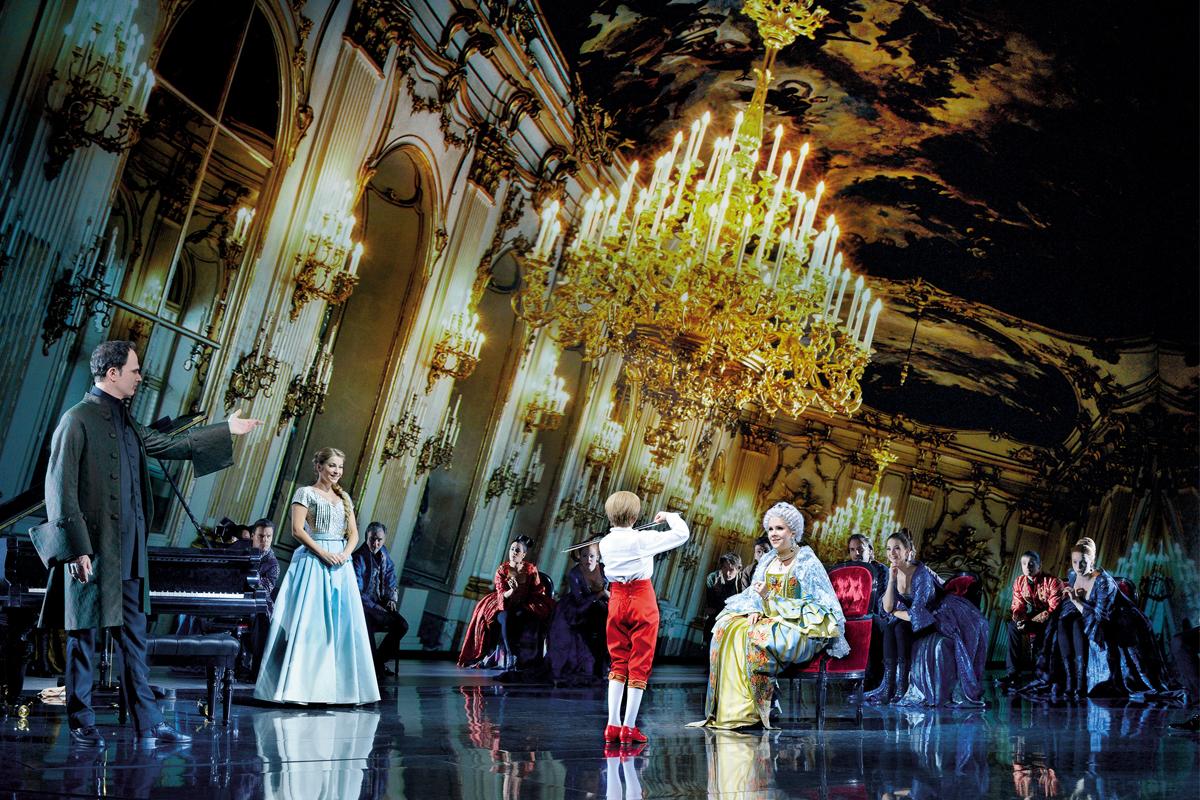 """""""Mozart! - Das Musical"""" ist exklusiv in NRW zu erle(Foto: VBW Deen van Meer)"""