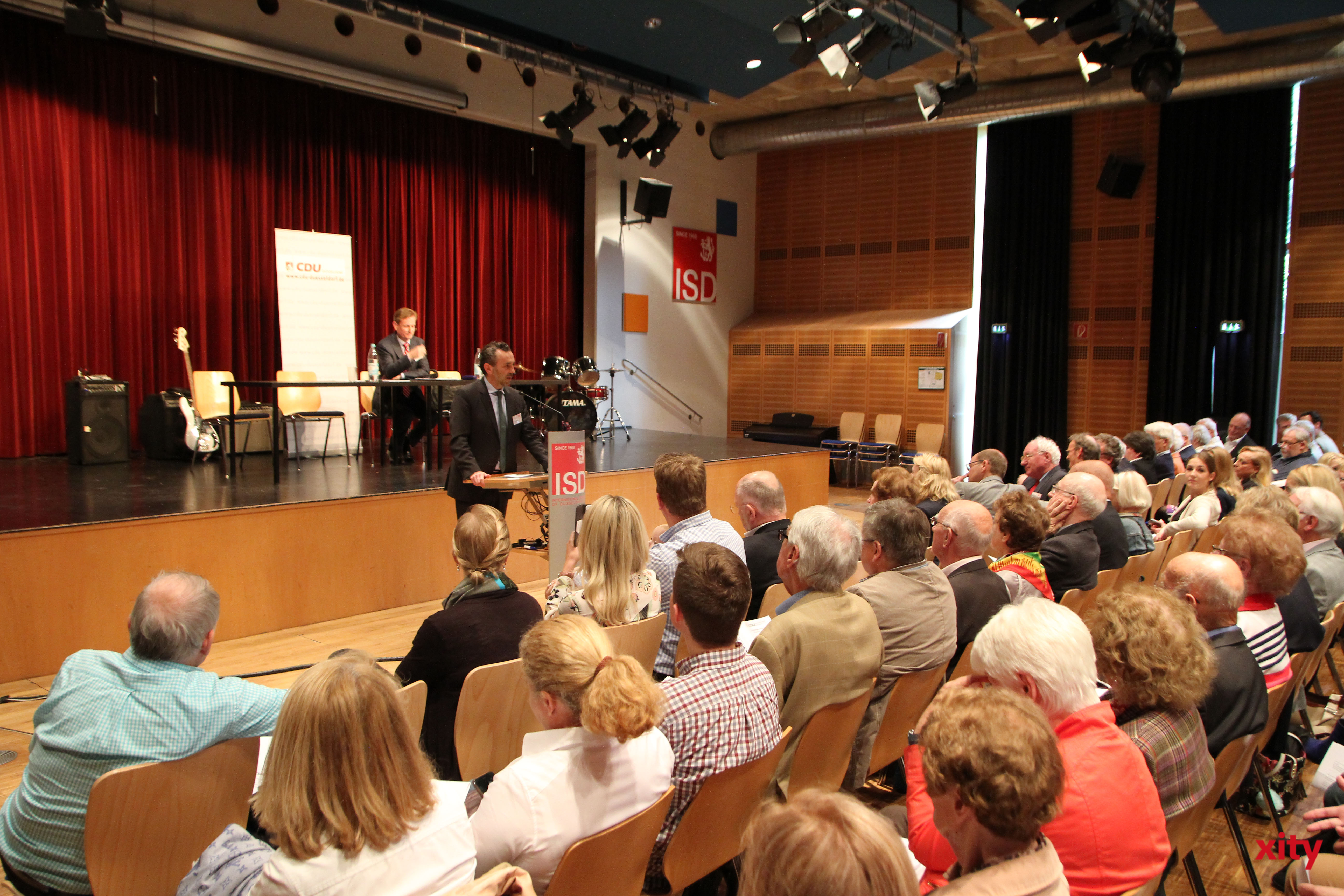 255 Wahlberechtigte wählten ihren Kandidaten für die Landtags- und Bundestagswahl 2017 (Foto: xity)