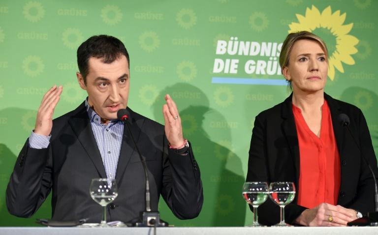 """Grüne sehen soziale Gerechtigkeit als """"Grundwert"""" der Partei (© 2016 AFP)"""