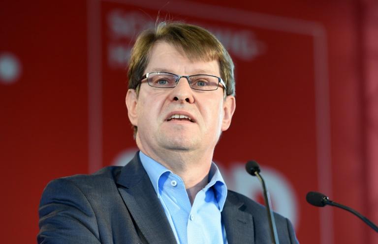 Stegner strebt bei Bundestagswahl 2017 linke Mehrheit an (© 2016 AFP)