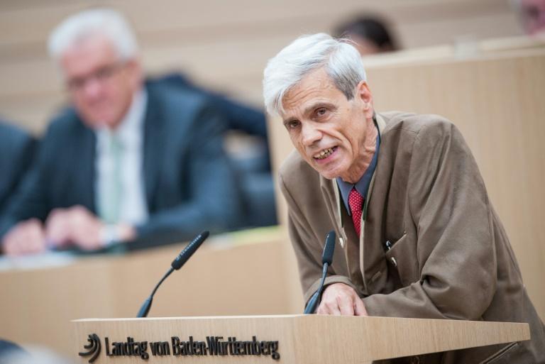 Kretschmann fordert Ausschluss Gedeons aus Stuttgarter AfD-Fraktion (© 2016 AFP)