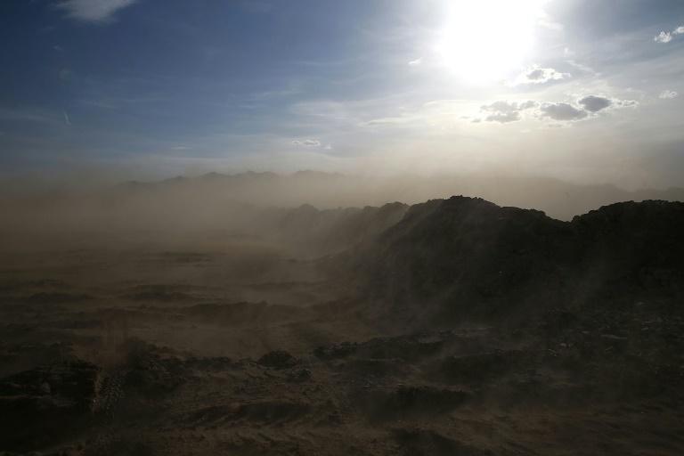 Extreme Hitze tötet deutschen Wanderer und vier weitere Menschen in Arizona (© 2016 AFP)