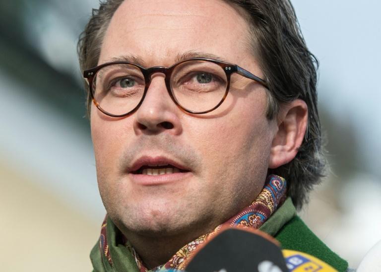 """CSU-Generalsekretär: Unionsparteien wollen sich """"wieder zusammenraufen"""" (© 2016 AFP)"""