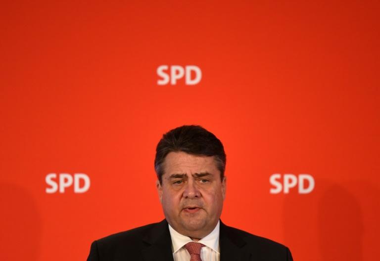 SPD berät auf Programmkonferenz über Thema Arbeit (© 2016 AFP)
