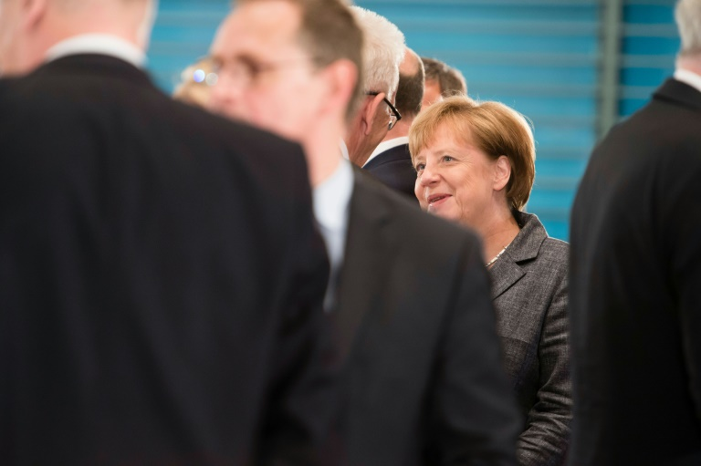 Unstimmigkeiten in Koalition über Kompetenzen im Umgang mit Brexit (© 2016 AFP)