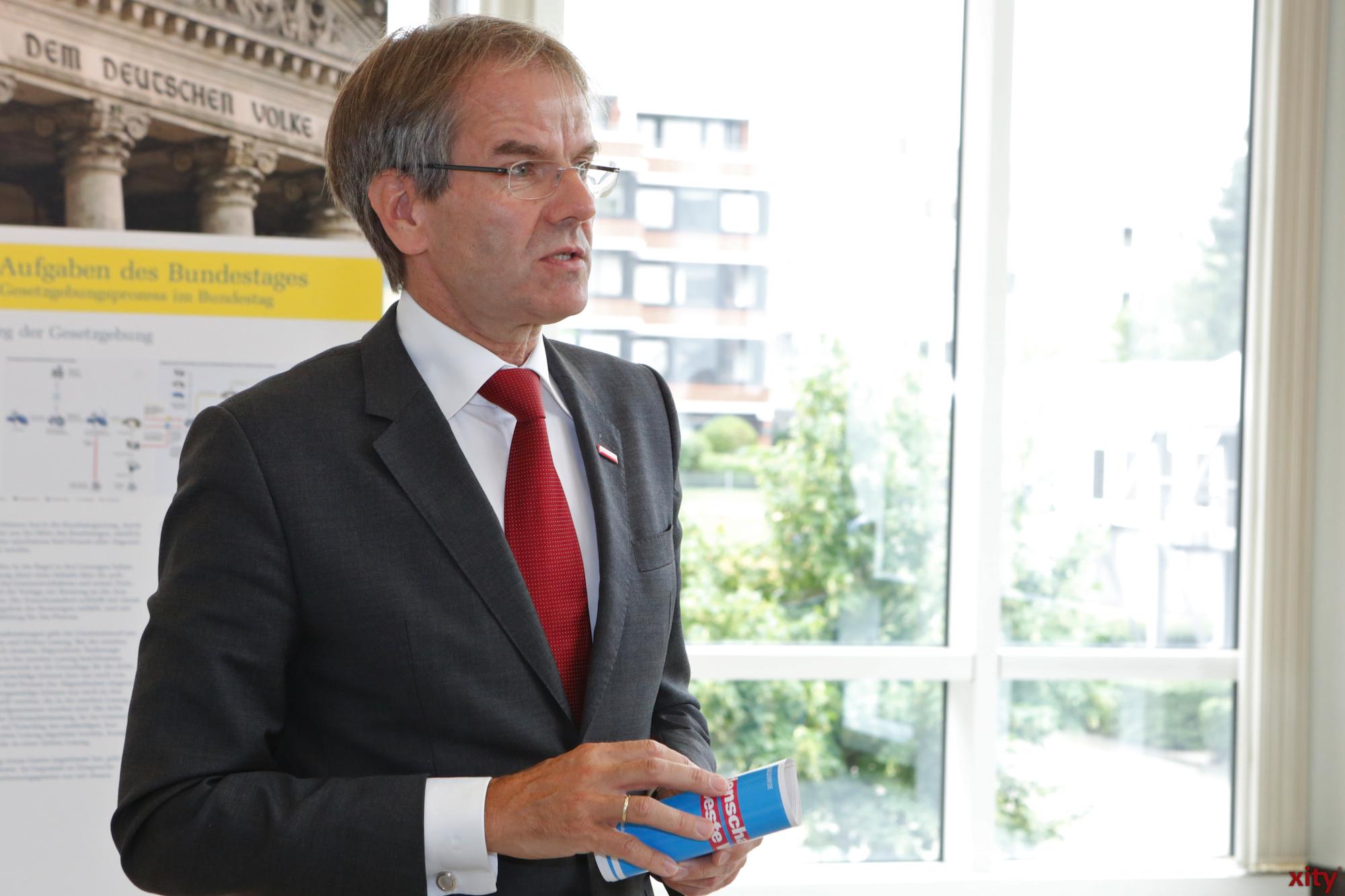 Andreas Ehlert, Präsident der Handwerkskammer (Foto: xity)
