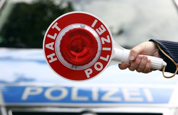 "Pkw durch ""Homejacking"" erbeutet (Foto: OTS)"