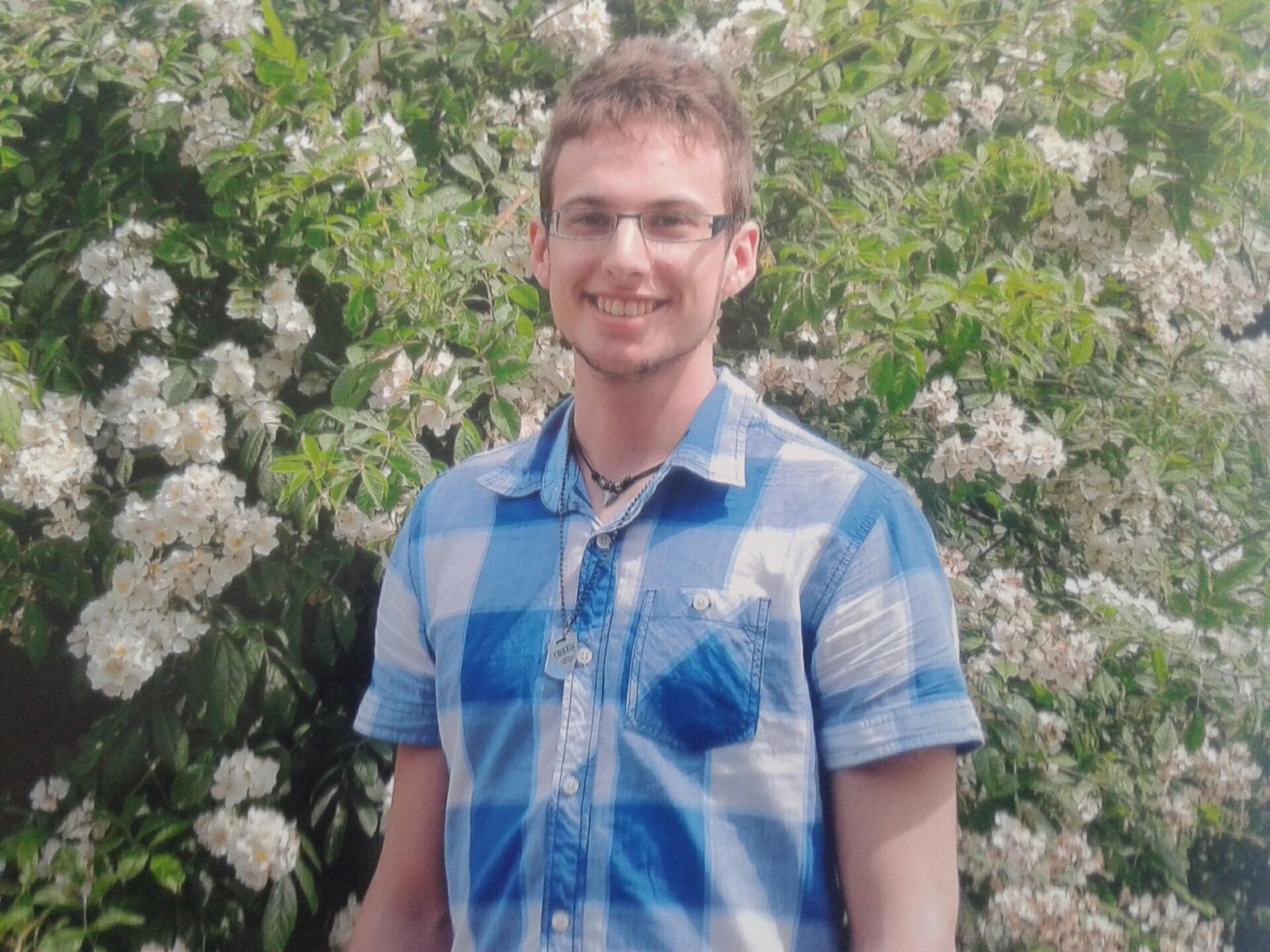 Junger Mann vermisst (Foto: OTS)