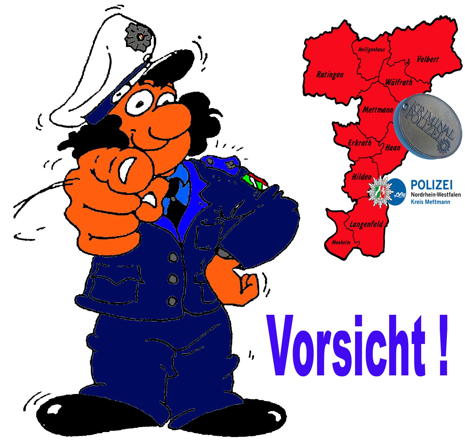 """Polizei warnt erneut vor dem """"Wechseltrick"""" - ... (Foto: OTS)"""