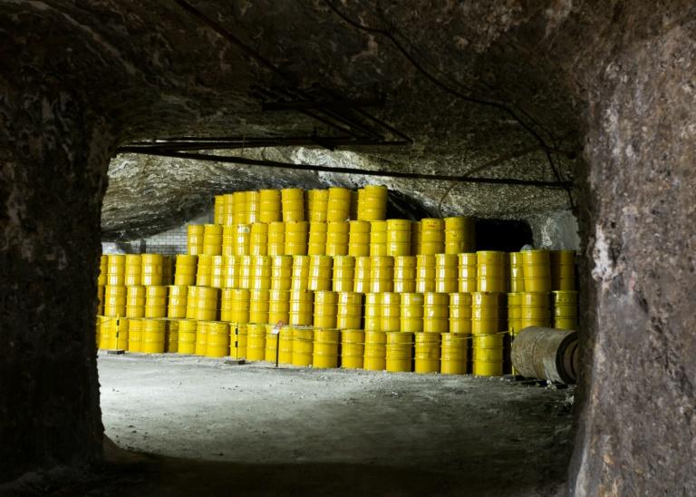 Bayerns Umweltministerin Scharf schließt Atommüll-Endlager in ihrem Land aus (© 2016 AFP)