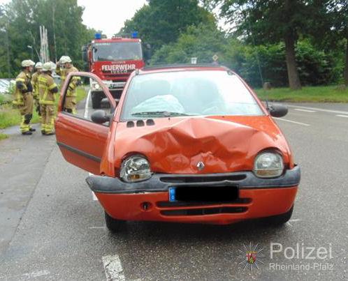 78-Jähriger bei Verkehrsunfall leicht verletzt (Foto: OTS)