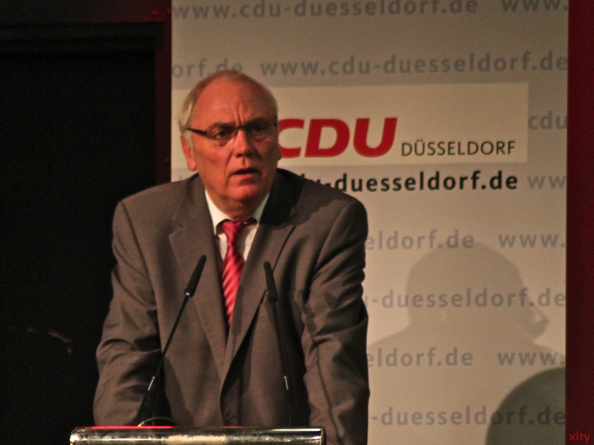 Peter Preuss gewann für den Düsseldorfer Süden (Foto: xity)