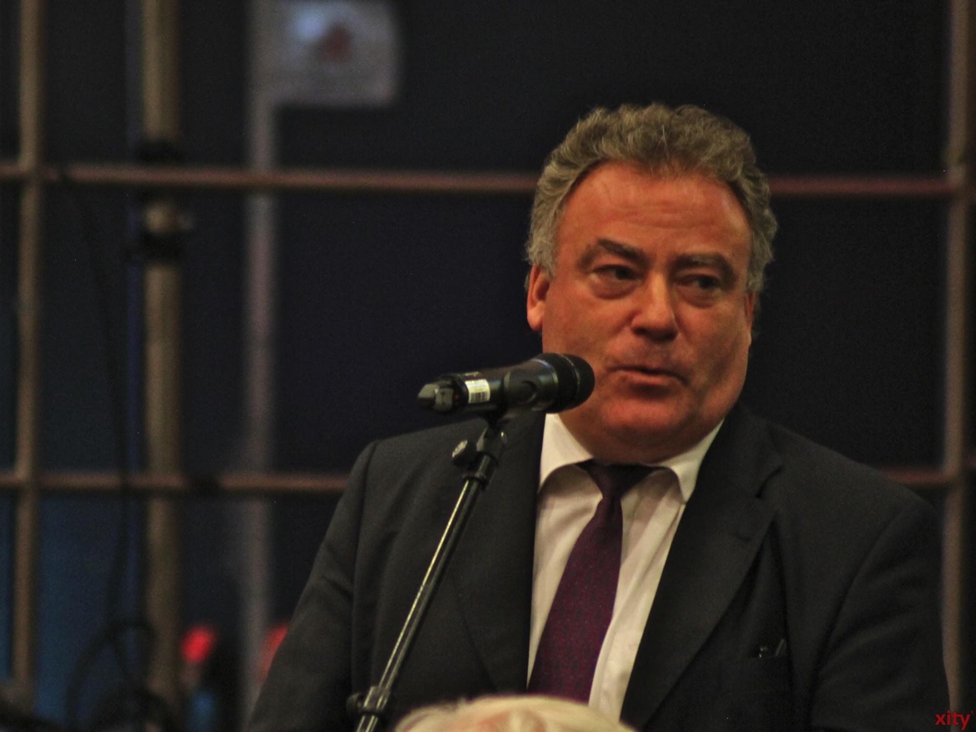 Olaf Lehne erzielte 157 Stimmen für den Düsseldorfer Norden (Foto: xity)