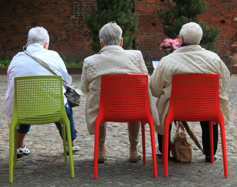 IWF fordert baldige Erhöhung des Rentenalters in Deutschland (© 2016 AFP)
