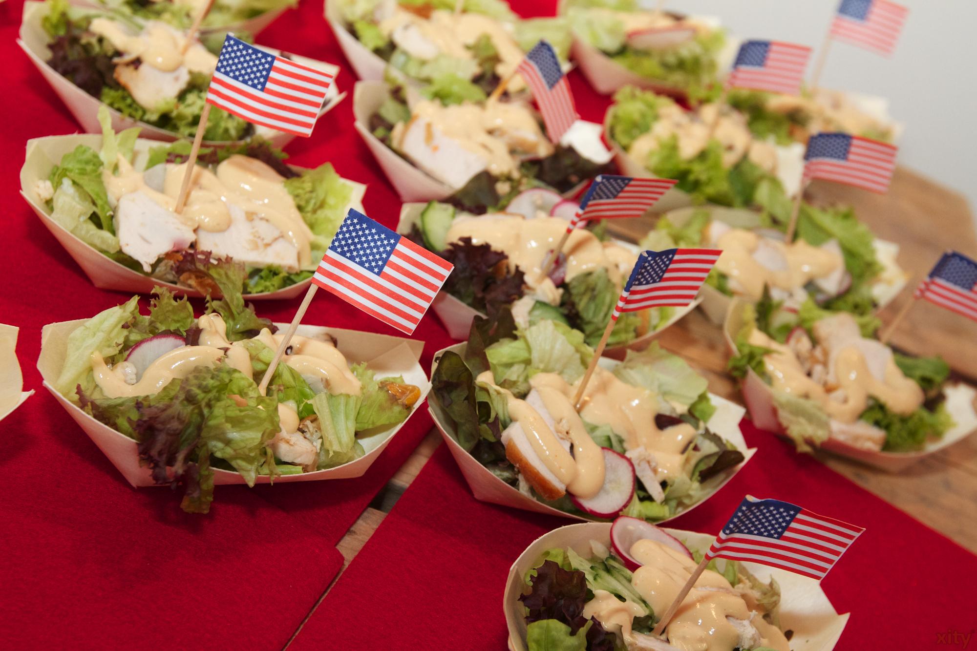 Zum Independence Day feiern Amerikaner auf der ganzen Welt die Staatsgründung der USA (Foto: xity)