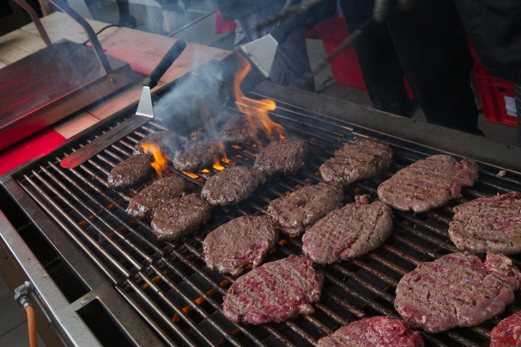 Traditionell wurde der 4th of July mit einem Barbecue gefeiert (Foto: xity)