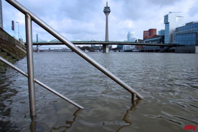 """Stadtrundgang """"Auf den Spuren des Hochwassers"""" (Foto: xity)"""