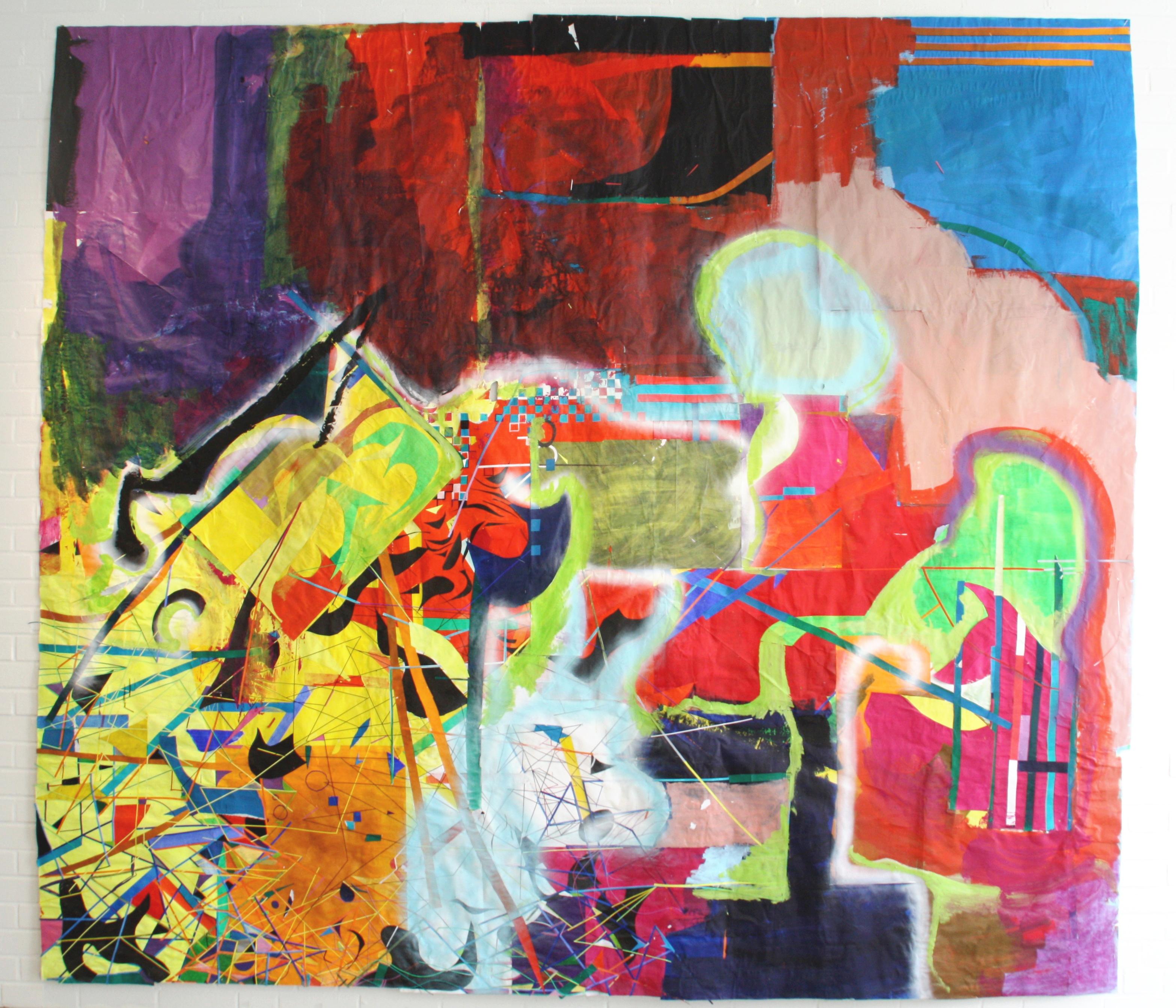 Die Ausstellung zeigt unter anderem Werke des Finnischen Künstlers Kirsi Mikkola (Copyright: Kirsi Mikkola)