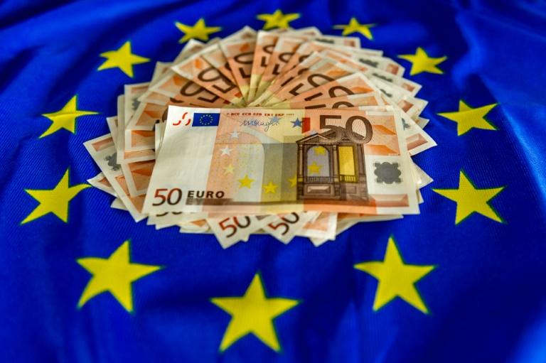 EZB stellt neuen 50-Euro-Schein vor (© 2016 AFP)