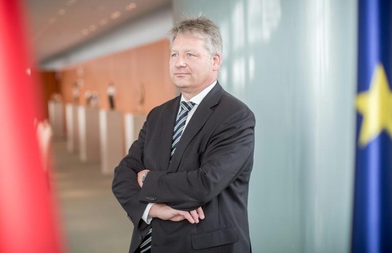 """Neuer BND-Chef Kahl verspricht """"Dialog und Offenheit"""" nach Abhöraffären (© 2016 AFP)"""