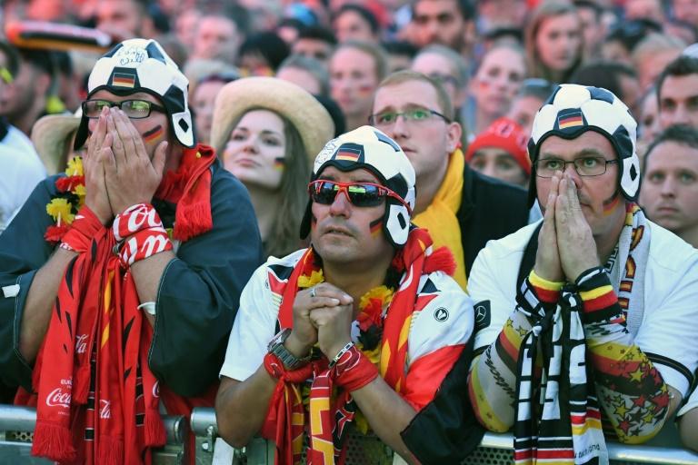 Halbfinale Deutschland gegen Frankreich ist TV-Quotenhit (© 2016 AFP)