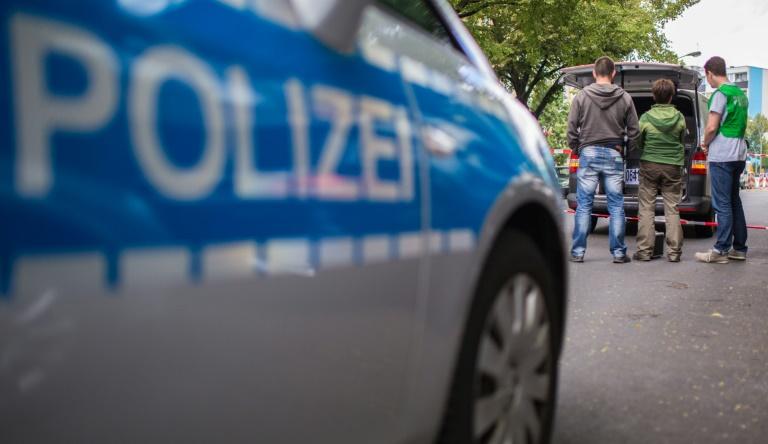 Polizei verhindert Konzert der rechten Szene in Mecklenburg-Vorpommern (© 2016 AFP)