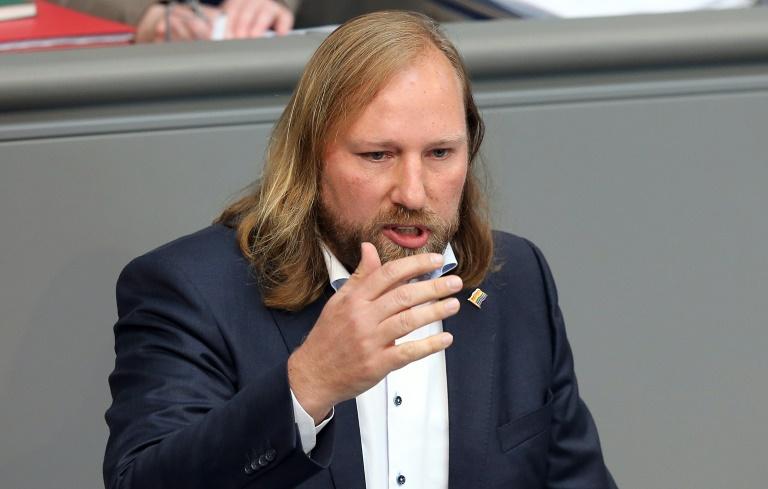 Hofreiter: Für Rot-Rot-Grün muss Linke Kompromisse machen (© 2016 AFP)