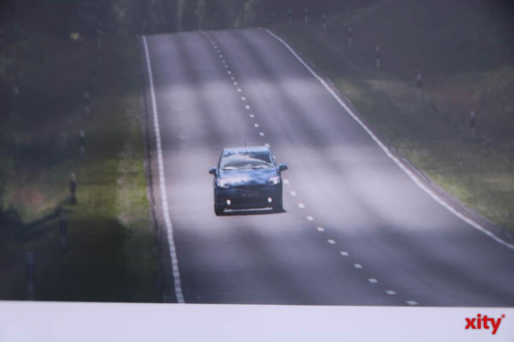 Dafür fuhr der Künstler mit einem Hybridwagen von Paris nach Peking (Foto: xity)