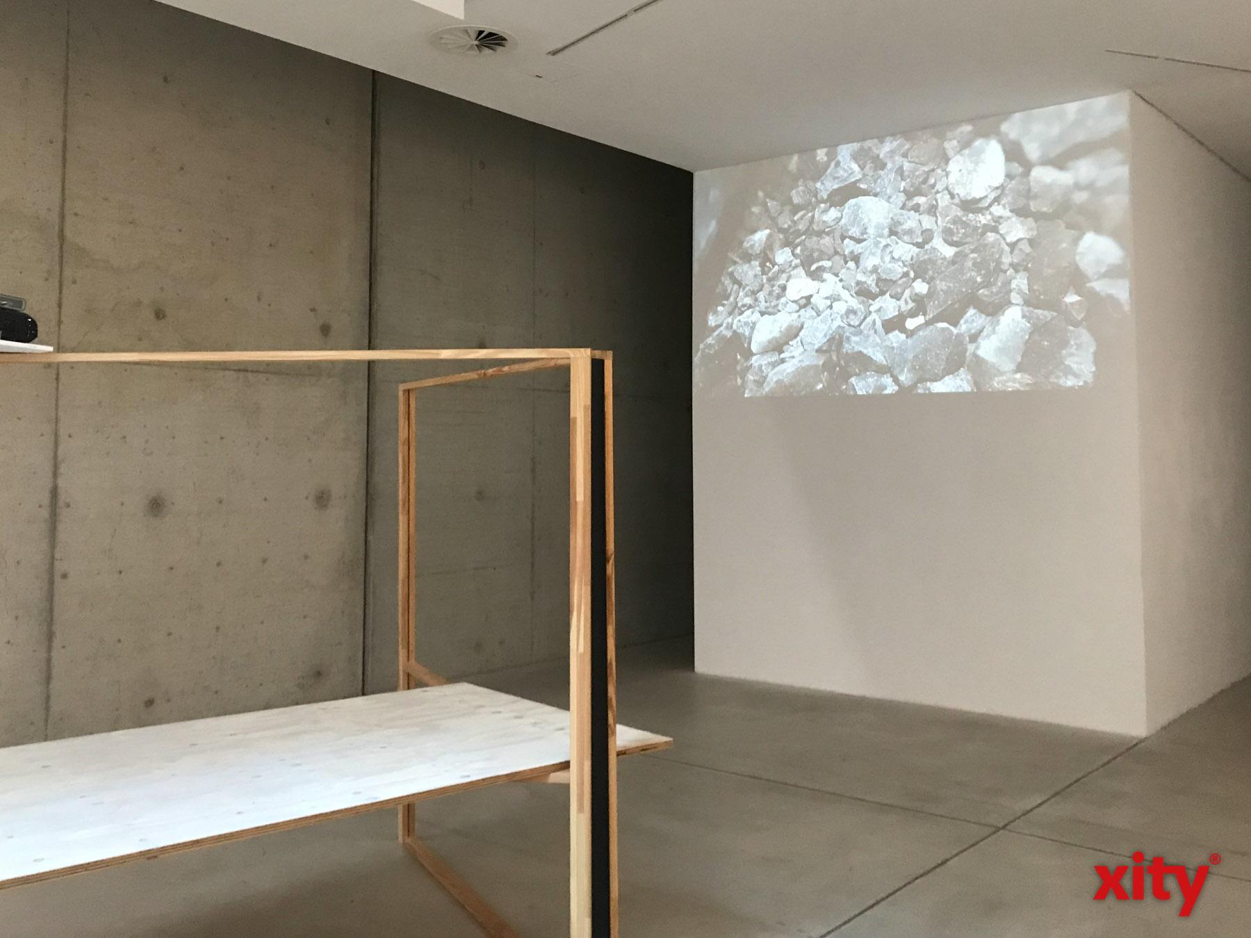 """Die Ausstellung zum Projekt """"Concrete Delusion"""" ist bis zum 27. Februar 2019 im KiT zu sehen (Foto: xity)"""